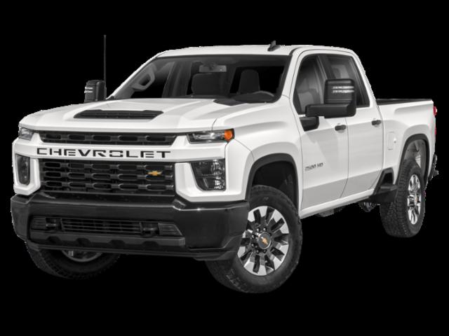 2021 Chevrolet Silverado 2500HD Work Truck 2D Standard Cab