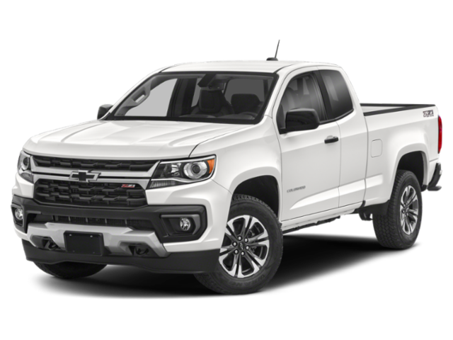 2021 Chevrolet Colorado ZR2 4D Crew Cab