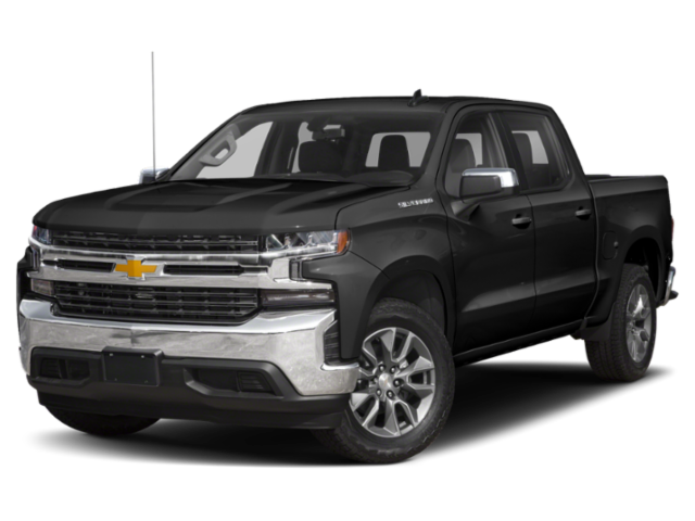 2020 Chevrolet Silverado 1500 RST Crew Cab Pickup - Short Bed
