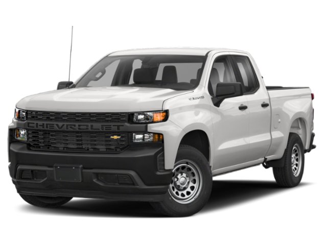 2020 Chevrolet Silverado 1500 Custom Trail Boss 4D Crew Cab