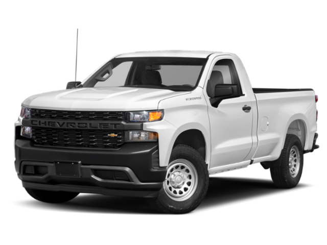 2020 Chevrolet Silverado 1500 Work Truck Regular Cab Pickup