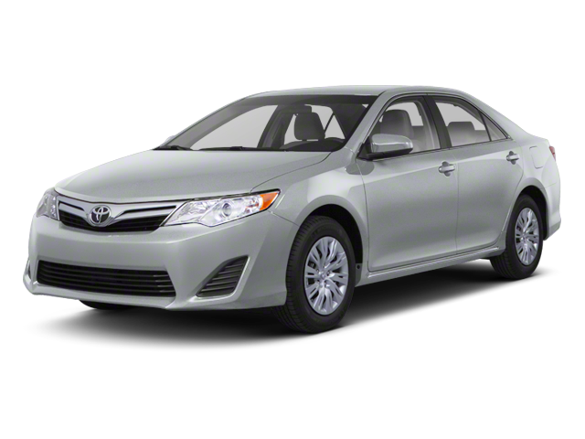 Pre-Owned 2012 TOYOTA CAMRY XLE Sedan