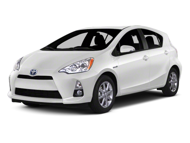 Pre-Owned 2012 Toyota Prius c Four