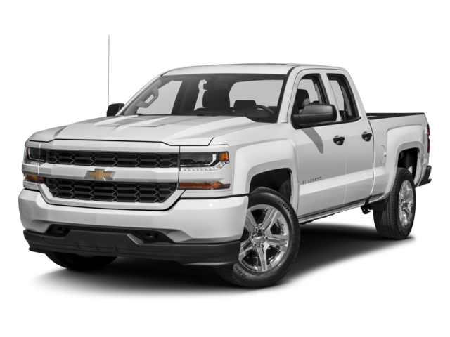 2017 Chevrolet Silverado 1500 Custom Double Cab