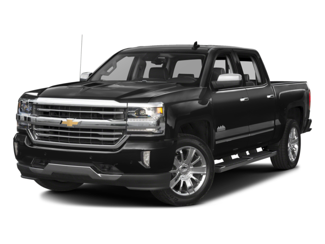 2017 Chevrolet Silverado 1500 High Country 4D Crew Cab