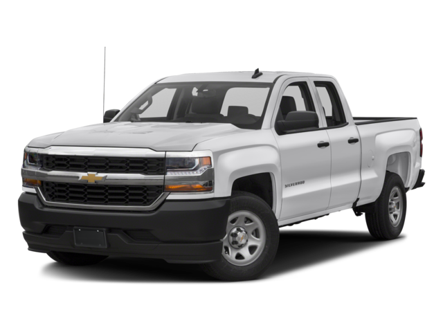 2017 Chevrolet Silverado 1500 Work Truck Double Cab Pickup