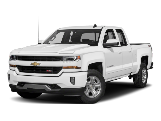 2017 Chevrolet Silverado 1500 LT Rally 2 Edition Double Cab Pickup