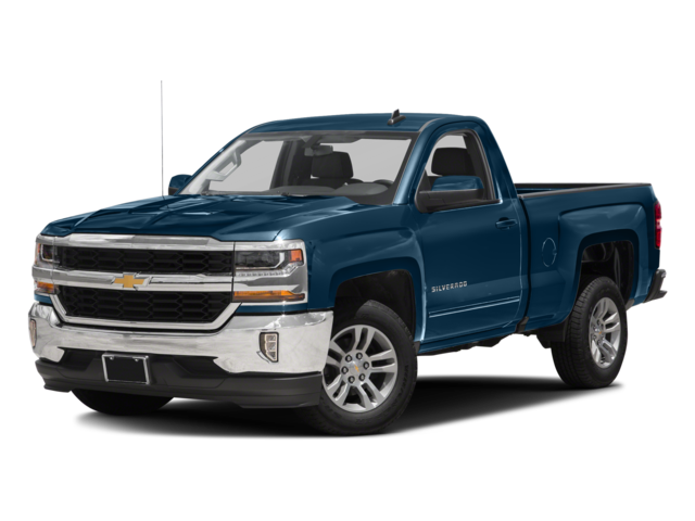 2017 Chevrolet Silverado 1500 2LT Regular Cab Pickup