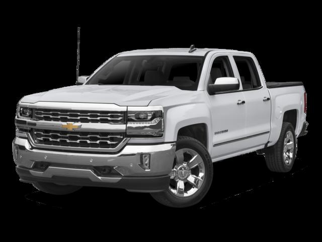 2017 Chevrolet Silverado 1500 LTZ w/1LZ Truck