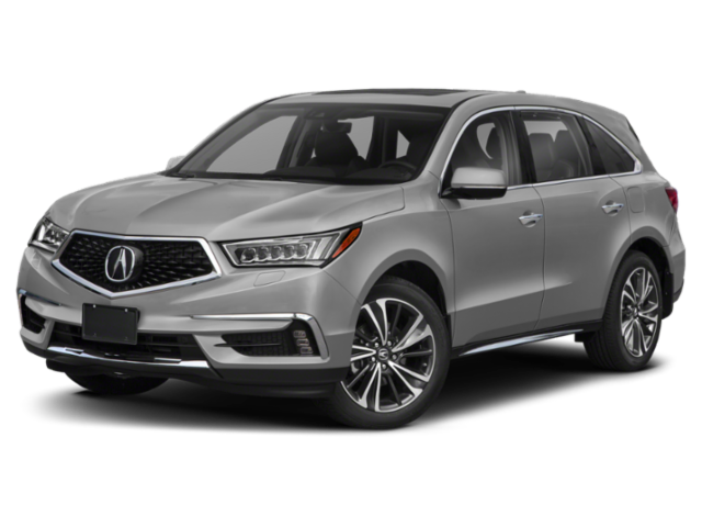 2020 Acura MDX Tech Plus SH-AWD SUV