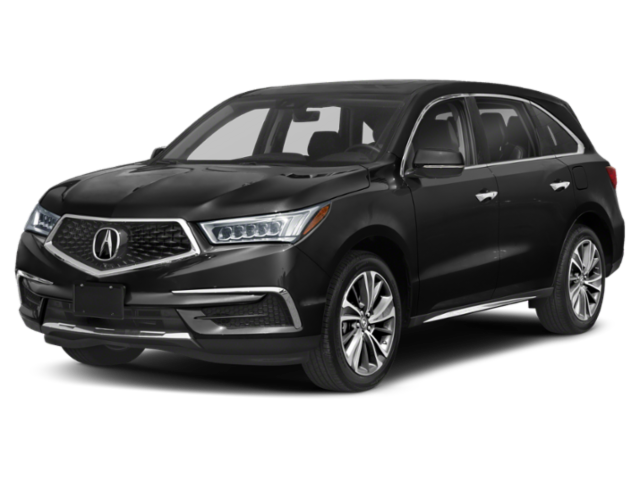 2020 Acura MDX SH-AWD with Advance and Entertainment Packages Sport Utility