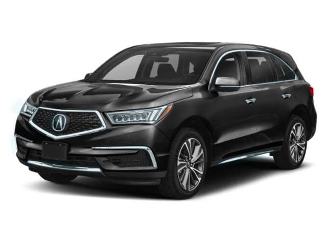 2020 Acura MDX SH-AWD with Technology and Entertainment Packages Sport Utility