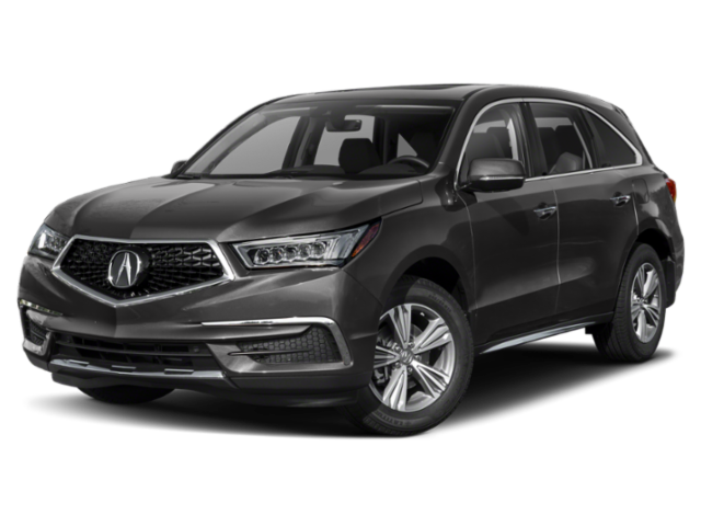 2020 Acura MDX 3.5L 4D Sport Utility