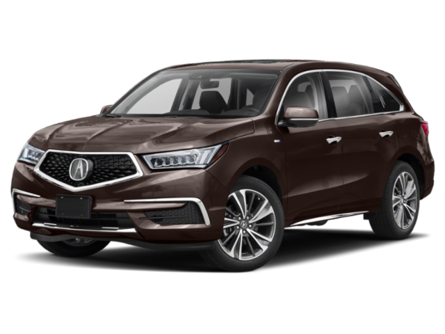 2020 Acura MDX Sport Hybrid SH-AWD with Technology Package Sport Utility