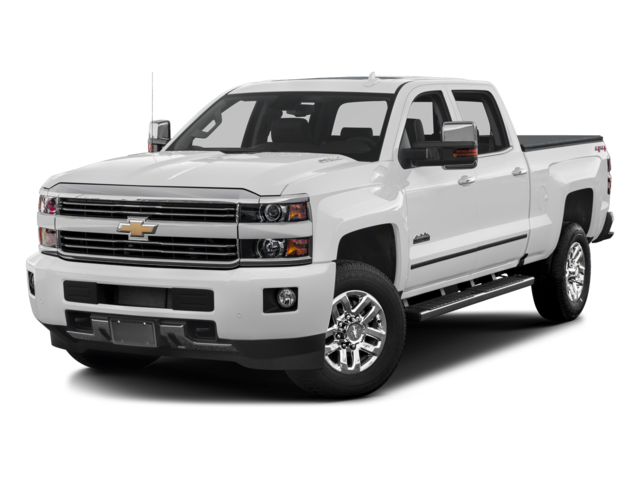 2018 Chevrolet Silverado 3500HD High Country 4D Crew Cab