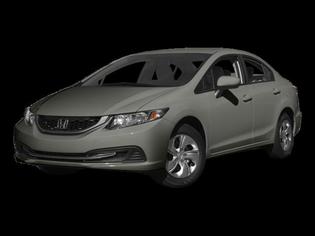 Pre-Owned 2015 Honda CIVIC LX Sedan 4