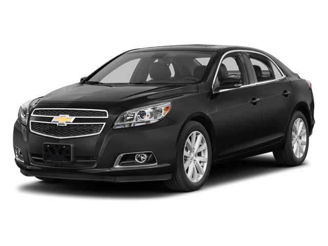 Pre-Owned 2013 CHEVROLET MALIBU LS Sedan 4