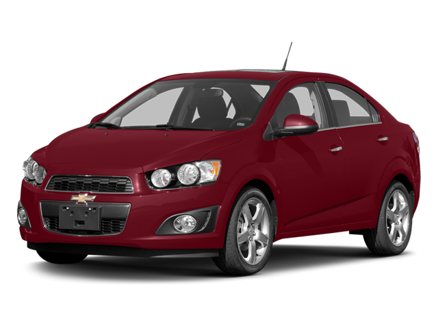 Pre-Owned 2013 CHEVROLET SONIC LT Sedan 4