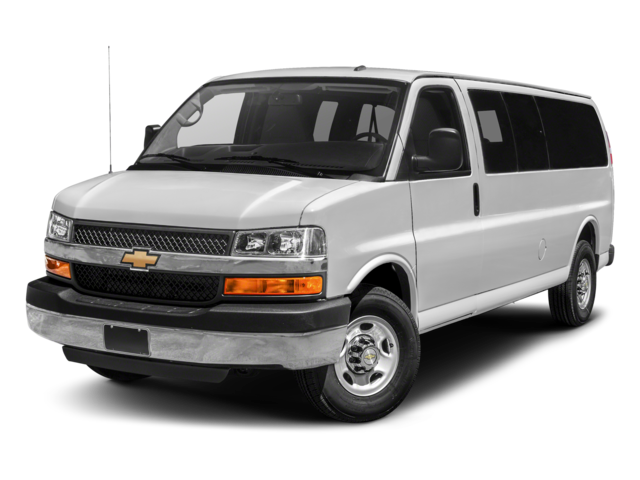2018 Chevrolet Express 3500 LS Large Van