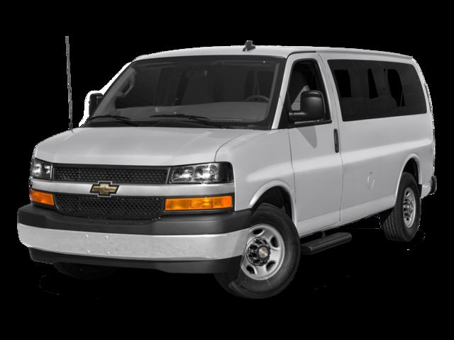 2018 Chevrolet Express 2500 LT Passenger Van