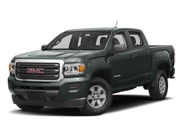 2018 GMC Canyon Base 4D Crew Cab