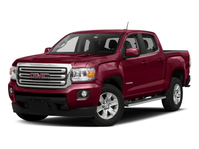 2018 GMC Canyon 4WD SLE Crew Cab Pickup - Short Bed