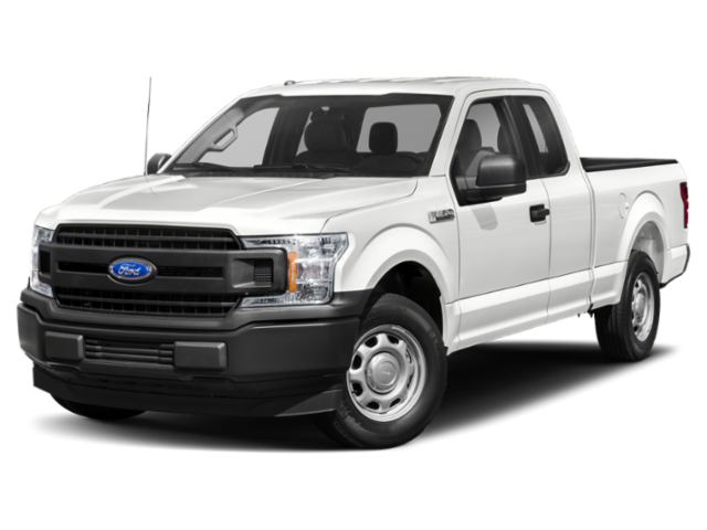 2019 Ford F-150 XLT 4WD SUPERCAB 145