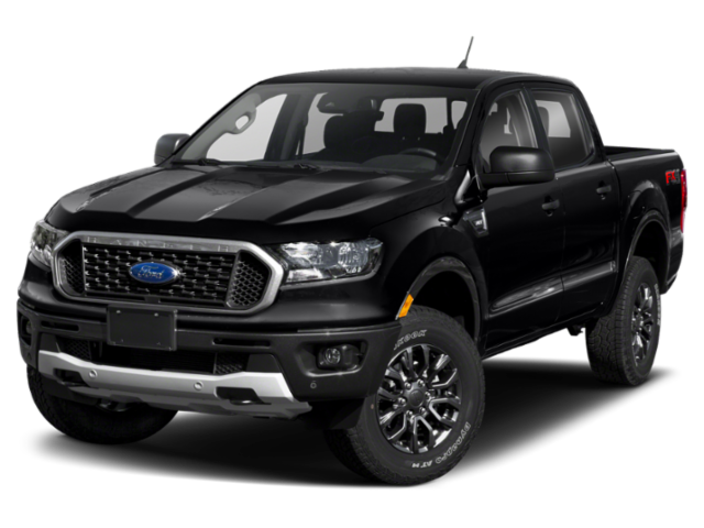 2019 Ford Ranger XLT 4WD SUPERCREW 5' BOX