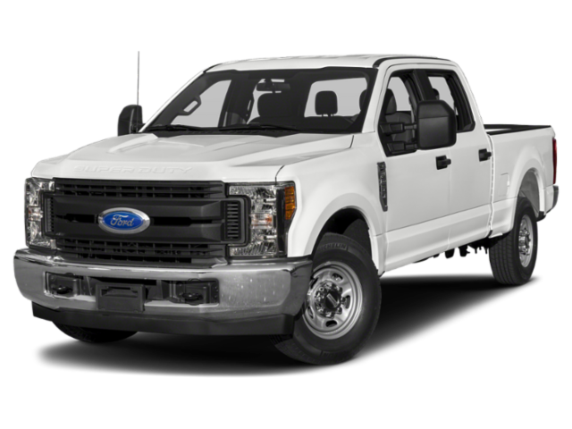 2019 Ford F-250SD XL 4D Crew Cab