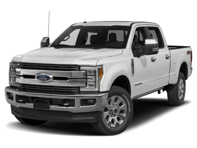 2019 Ford Super Duty F-350 SRW King Ranch 4WD Crew Cab 6.75' Box