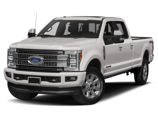 2019 Ford Super Duty F-350 SRW Platinum Crew Cab Pickup