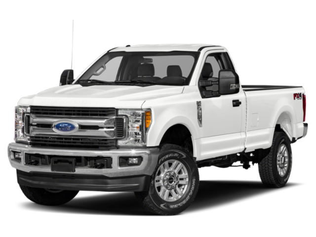 2019 Ford Super Duty F-350 SRW XLT Regular Cab Pickup