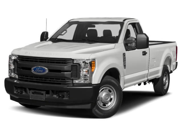 2019 Ford Super Duty F-350 SRW XL With 8 Utility