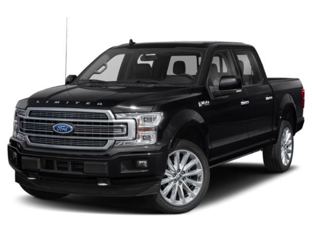 2019 Ford F-150 Platinum 4WD SuperCrew 5.5' Box