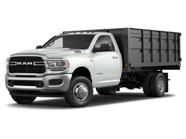 2019 RAM Chassis 3500 Tradesman/SLT 4x4 SLT 2dr Regular Cab 143.5 in. WB DRW Chassis