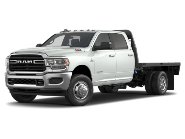 2019 RAM 3500 Chassis Cab Tradesman 4WD Crew Cab 60 CA 172.4