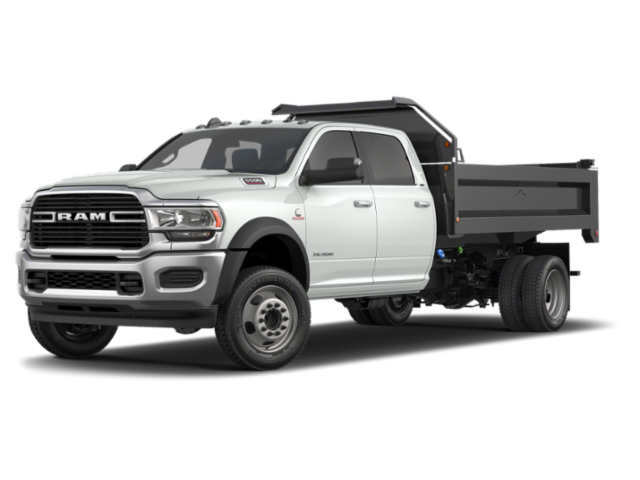2019 RAM 5500 27A Cab Chassis