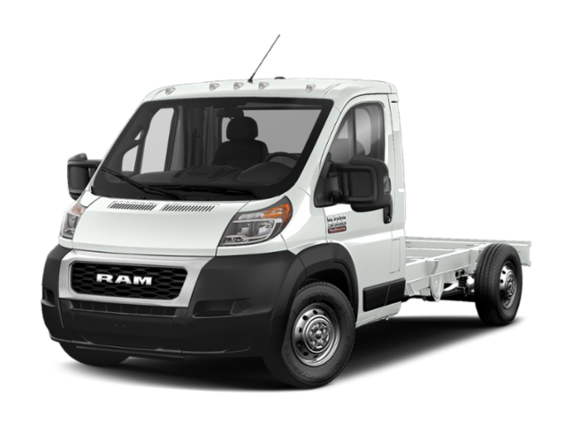 2019 RAM ProMaster Low Roof Chassis