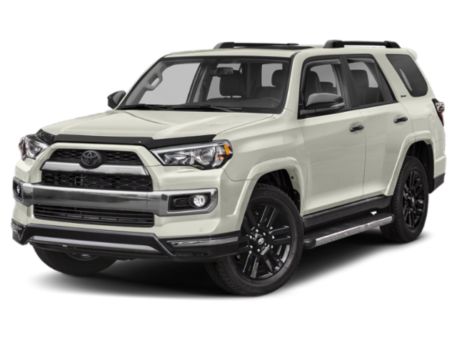 New 2019 Toyota 4Runner Limited Nightshade