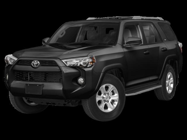 New 2019 Toyota 4RUNNER 4X2 SR5 V6