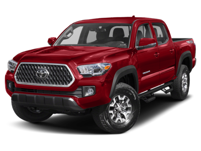 New 2019 Toyota TACOMA TRD OFFRD 4X4 DOUBLE CAB