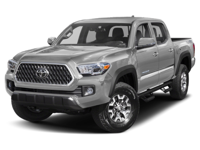 New 2019 TOYOTA Tacoma 4x4 Double Cab TRD Off Road V6