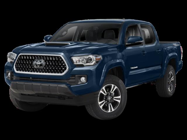 New 2019 Toyota Tacoma TRD Sport