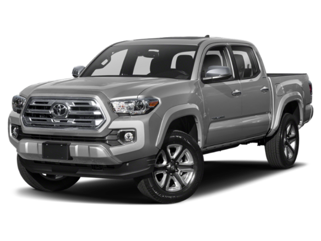New 2019 Toyota TACOMA LIMITED 4X4 DOUBLE CAB