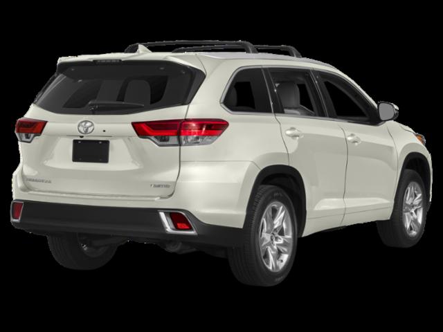 New 2019 Toyota HIGHLANDER LIMITED PLT - V6 FWD