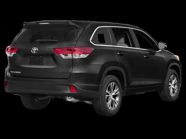 New 2019 Toyota HIGHLANDER LE Plus - V6 FWD