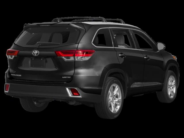 New 2019 Toyota HIGHLANDER LIMITED - V6 FWD