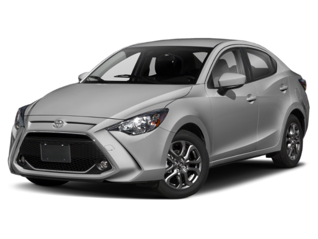 New 2019 Toyota YARIS Sedan 4Dr.Sedan XLE6AT
