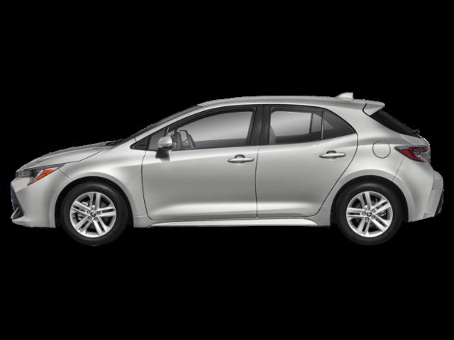New 2019 Toyota COROLLA HATCHBACK SE 5Dr HATCHBACK