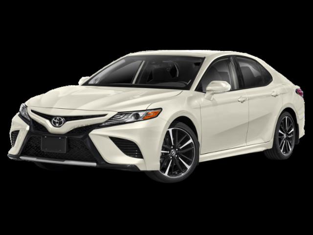 New 2019 Toyota Camry Xle V6